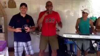 Ressaca 2 Carnaval 2014 em Jacuipe, Guga Rei de Lloret