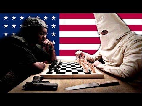 Porque as pessoas estão brigando nos EUA?