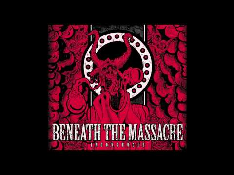 "Beneath The Massacre - ""Left Hand"" (official stream / lyric video)"