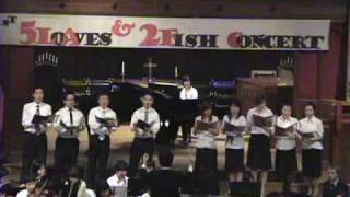 For The Beauty of the Earth - New Jersey UBF 5 loaves and 2 fish orchestra‏ concert