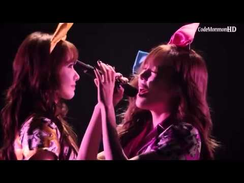 SNSD CAN't forget JESSICA!!! crying moments