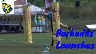 Barbados LAUNCHES | 2018 Rugby Barbados World 7s OFFICIAL LAUNCH