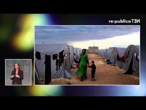 re:publica 2016 - Kate Crawford: Know your terrorist credit score! on YouTube