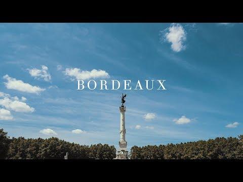 BORDEAUX Summer | France travel film | Sony A7 III & DJI Ronin-S + LUT