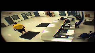 Arrest Footage of John Carlos Treviño