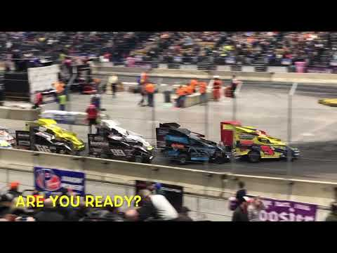 For the first time ever! TQ midget racing from the Exposition Center in Syracuse, New York