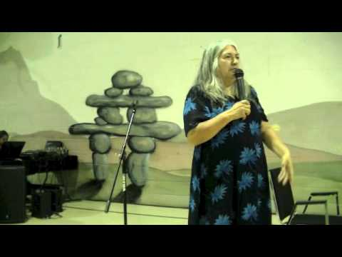 Lee Maracle: Connection between Violence against the Earth and Violence againt Women