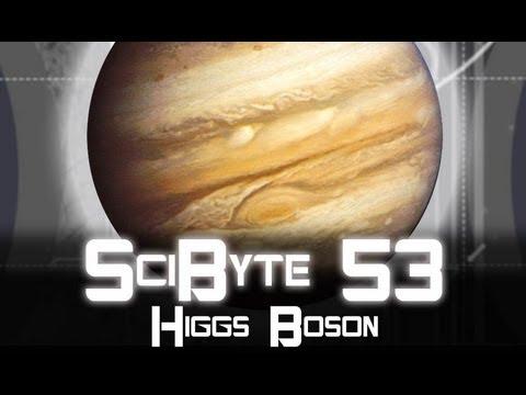 Higgs Boson | SciByte 53