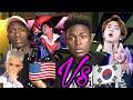 KPOP Vs POP 2017 ( BTS , BRUNO MARS , KATY PERRY , KARD...) REACTION