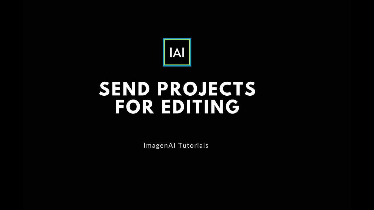 CREATOR | Send projects for editing