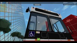 [ROBLOX]: Tour of the TTC Retired New Flyer D40LF