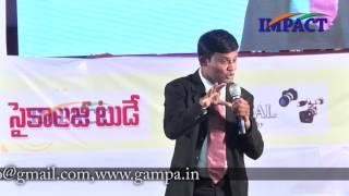Jagnam Shiva Kumar at IMPACT 2016