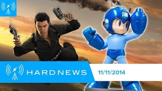 Just Cause 3 Revealed, Amiibo Round 3, Master Chief Multiplayer Woes | Hard News 11/11/14