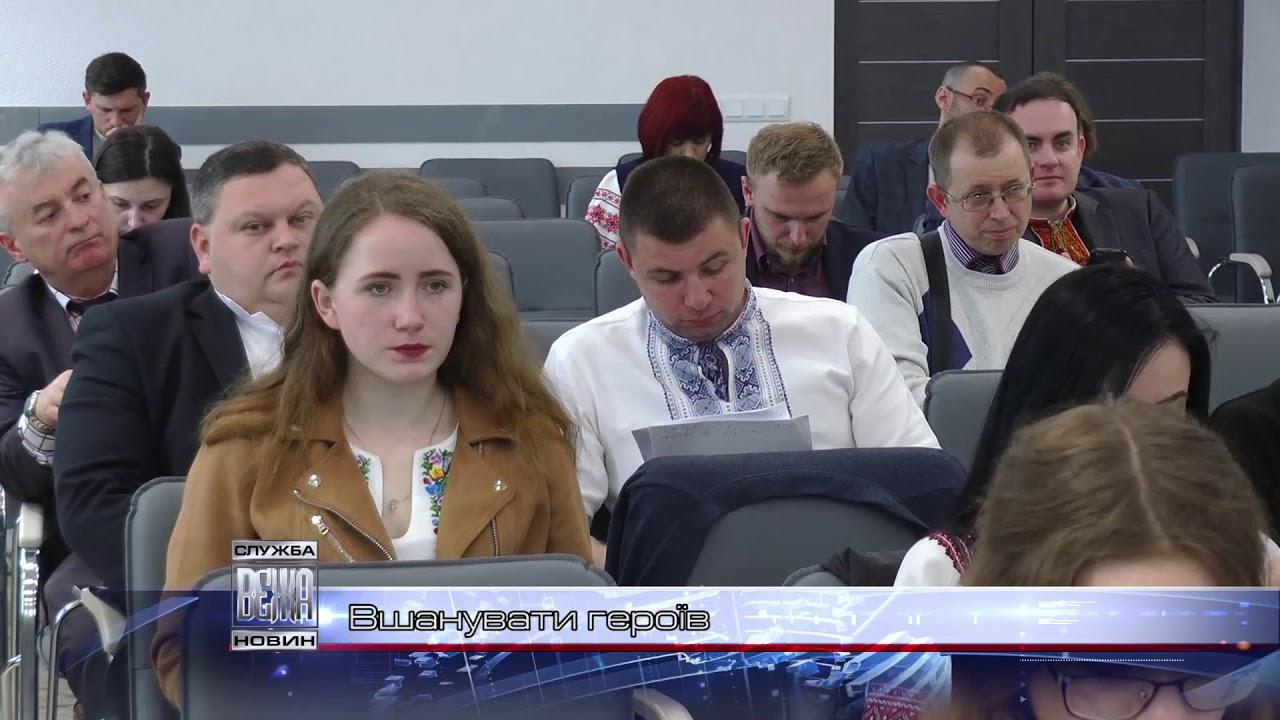 У Івано-Франківську відтворять бій УПА з окупантами (відеосюжет)