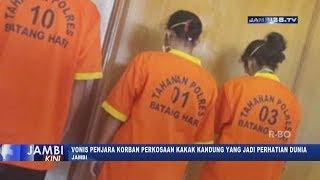 Vonis Penjara Remaja Korban Pemerkosaan Kakak Kandung Jadi Sorotan Dunia