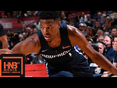 Dallas Mavericks vs Milwaukee Bucks Full Game Highlights / July 8 / 2018 NBA Summer League
