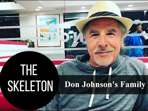 Don Johnson's Family: Married 5 Times and 5 Kids