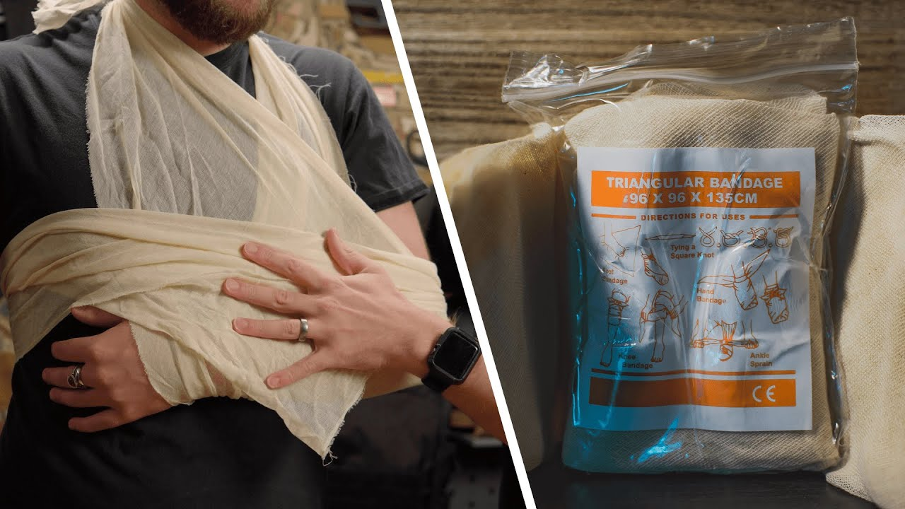 Download How To Use The Sling & Swath For Shoulder Injuries