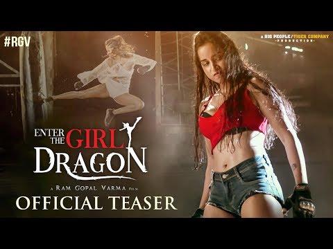 Enter The Girl Dragon Teaser | RGV | Indias First Martial Arts Film | Pooja Bhalekar