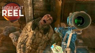 Highlight Reel #133 - Dying Metro: Last Light Character Is Really Milking It