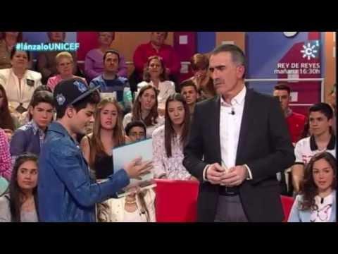Lánzalo - Abraham Mateo - Menuda Noche Especial 400 programas