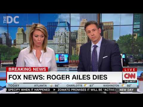 Roger Ailes Dies at 77: Here is how the Mainstream Media Reacted