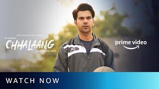 Chhalaang - Watch Now | Rajkummar Rao, Nushrratt Bharuccha | Amazon Original Movie
