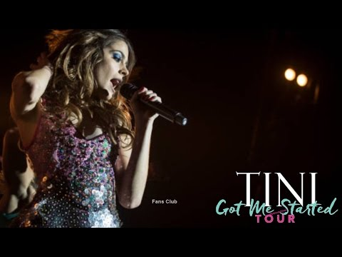 TINI: Got Me Started TOUR - Don't Cry For Me (Milano)