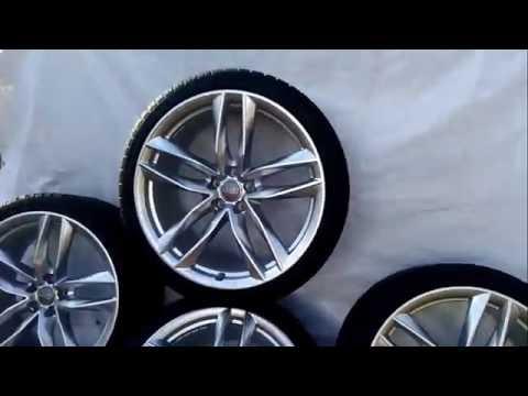 Комплект диски и шины 255 55 R18 BBS - YouTube