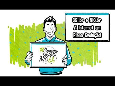[#SomosTodosNICbr] Conheça todos os departamentos do NIC.br