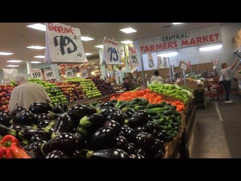 Feira da Semana no Central Farmer Market | por Samara Moraes