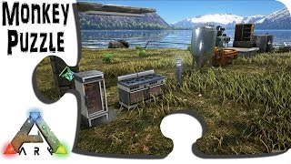 ARK Mod Tutorial: Ark Advance Pt 4 of 4 -- Cooking, Canning, Lights, Brewing, Water Pumps, & Statues
