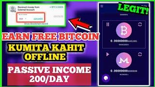 BAGONG BITCOIN MINING WEBSITE | Free 0.0005 BTC Or PHP 200 | Kumita kahit offline 2020 Legit site
