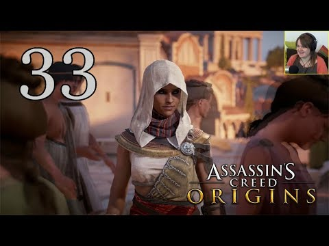 "Assassins Creed Origins - Playthrough #33 ""Birth of The Creed"""