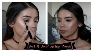 Back To School Makeup Tutorial | BeatsByLups