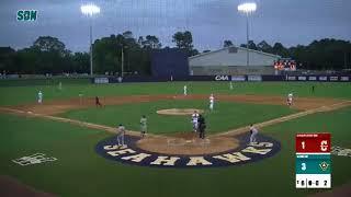 UNCW Baseball Highlights - College of Charleston (May 17, 2018)