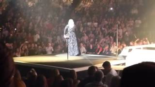 Adele -  Send My Love (to Your New Lover) LIVE Austin Tx. 11/4/16