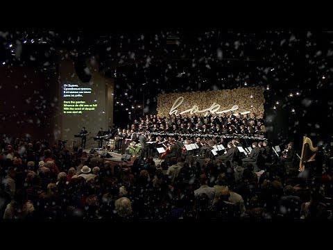 """Новая Рождественская песня: Гряди, Эммануил / Oh Come Immanuel (""""СЛОВО БЛАГОДАТИ"""" / slovo.org)"""