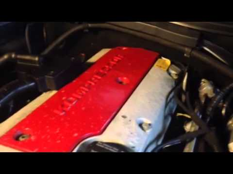 Mercedes C230 kompressor w202 engine noise problem?