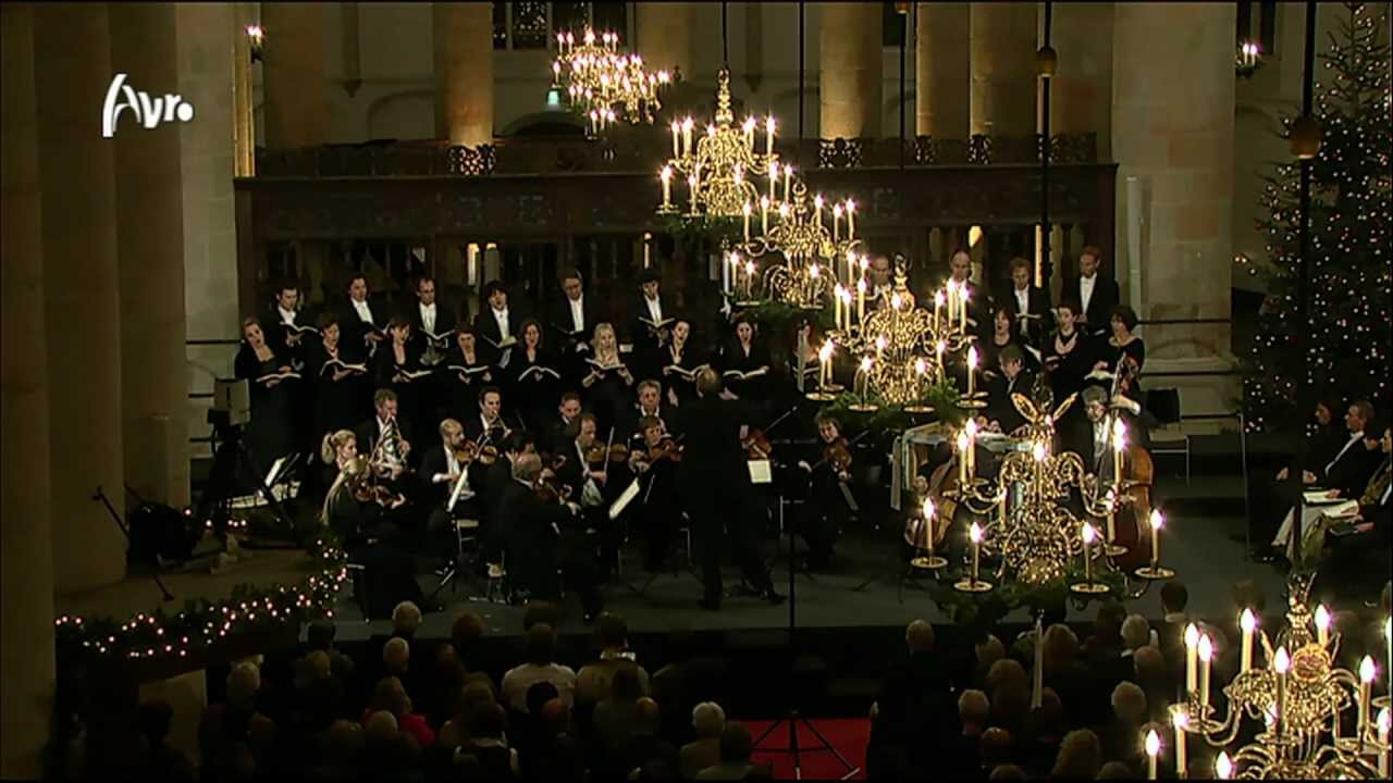 Youtube Bach Weihnachtsoratorium