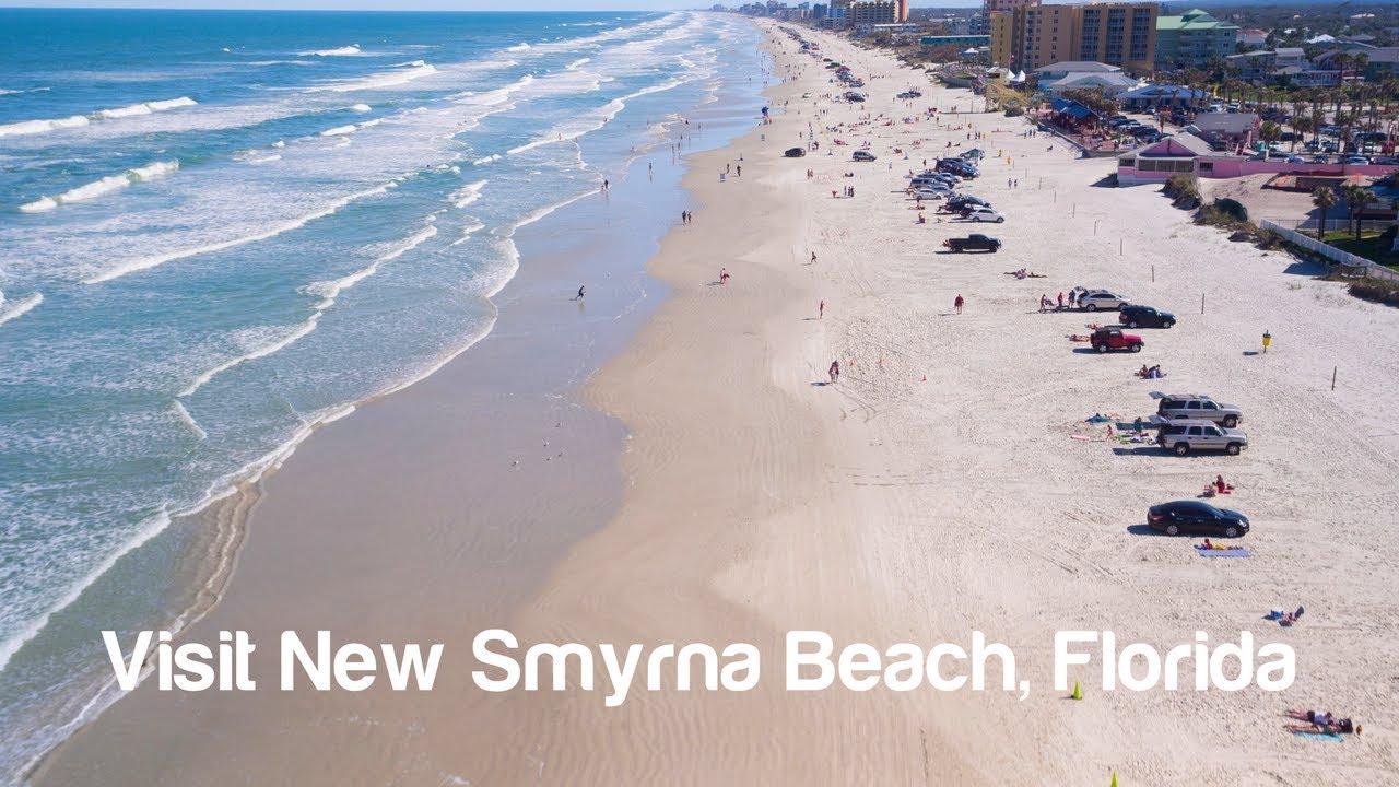 Visit New Smyrna Beach Florida