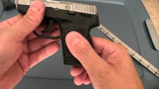 Taurus TCP 738 Pistol Review After 2 Years Ownership 380