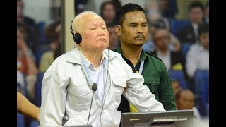 Former Khmer Rouge officials found guilty of genocide