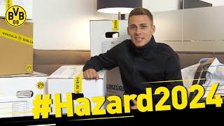 Borussia Dortmund signs Thorgan Hazard | #Hazard2024