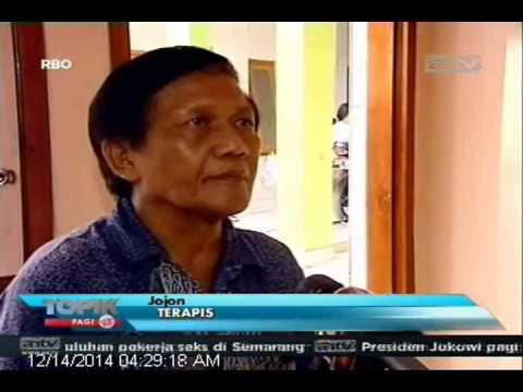 Video Pengobatan Syaraf Kejepit Guru Singa