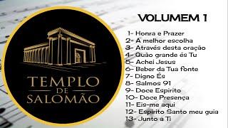 CANTADAS NO TEMPLO DE SALOMÃO Vol.1  Musicas da IURD