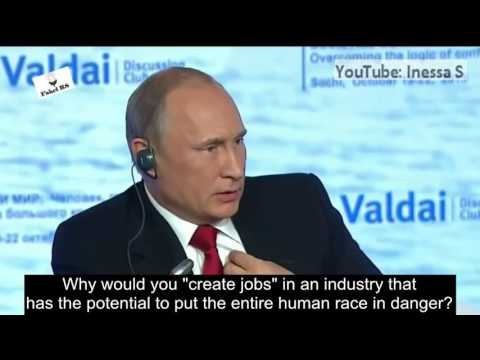 America relies on war for jobs?