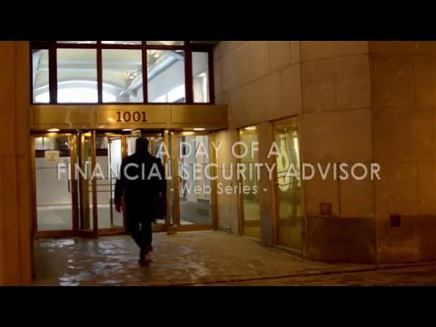 A day of a financial advisor ( Patrick Surbey Bougie ) 514-688-3113