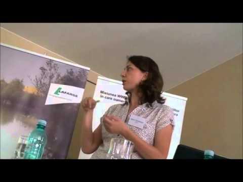 """Business, Water and Wetlands"" - Maya Todorova, WWF Danube-Carpathian Programme"