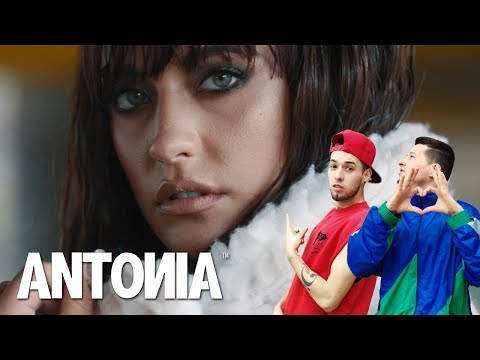 ANTONIA feat. Connect-R - Adio || The Family B Reaction